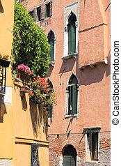 Urban scenic of Venice