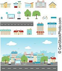 Urban Street Set