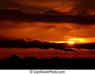 Urban Sunset2