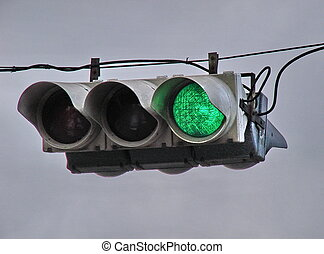 urban traffic lights