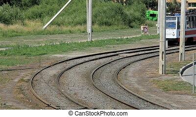 tram  - Urban tram