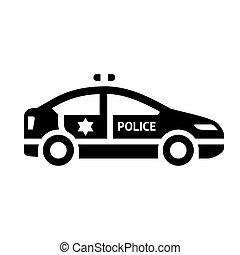 urban transport 22.eps - Black icon isolated on white...