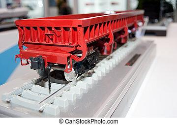 Urban transport, freight trains