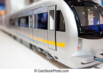 Urban transport, high-speed trains