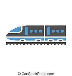 Urban transport icon