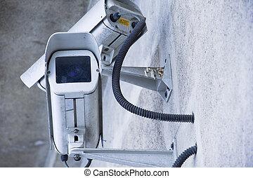 urban, video, og, kamera security