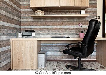 urbano, apartamento, -, escritório