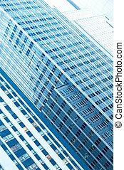 urbano, costruzione, fondo