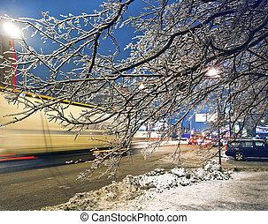 urbano, inverno