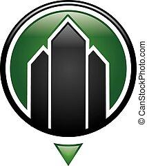 urbano, logotipo