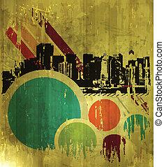 urbano, perfil de ciudad