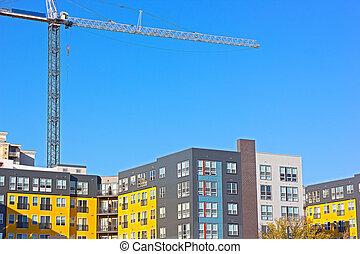 urbano, residencial, desarrollo