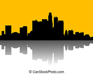urbano, skylin