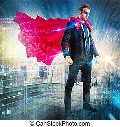 urbano, superhero