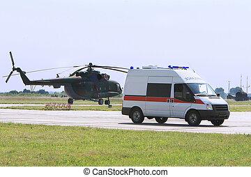 urgence, ambulance