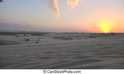 urgensy, pustynia krajobraz