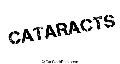 urkundenstempel, katarakte