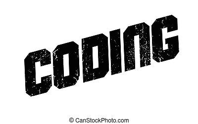 urkundenstempel, kodierung