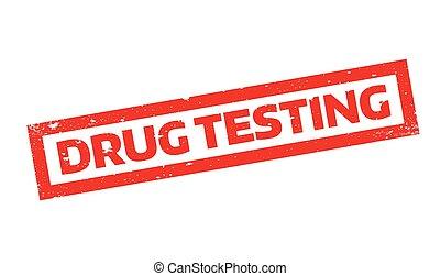 urkundenstempel, pruefen, droge