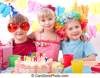 urodzinowa partia