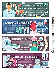 Urologoy, nephrology medical clinic personnel - Cardiology,...