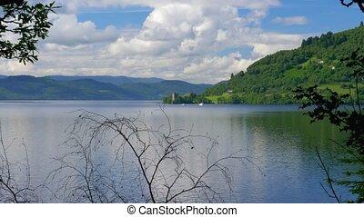 Urquhart Castle, Loch Ness, Scotland - Graded Version -...