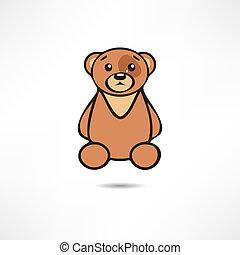 urso, chorando