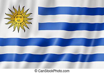 Uruguaian flag