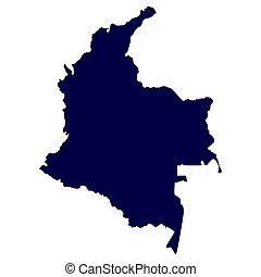 u.。s.。, コロンビア, 地区