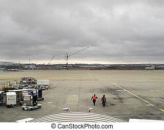 U.S. Airport Construction