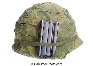 US Army helmet Vietnam war period 1964-1974