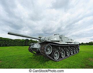 United States World War II Tank