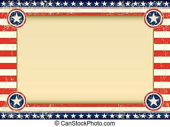 US background horizontal