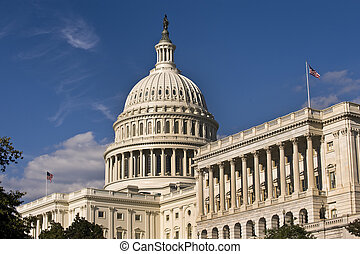 U.S.Capital of the United States in Washington D.C.