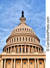 US Capitol Building Dome