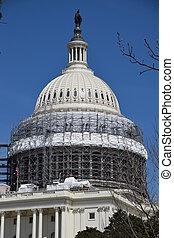 US Capitol in Washington DC
