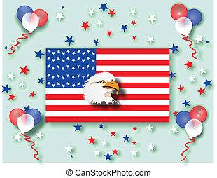 US Celebrations - Let the celebrations begin, holidays...
