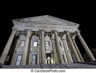 US custom house Charleston