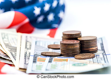 US Dollar currency, Banknotes of America