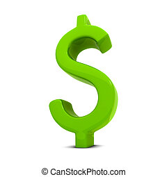 US dollar sign