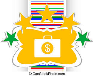 us dollar web glossy icon, button sign