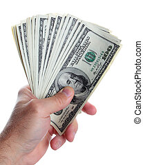 U.S. dollars