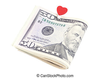 U.S. fifty dollars
