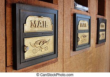 U.S. Mailbox - US mailbox.