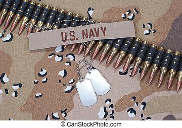 us marine, begriff, auf, tarnung, uniform