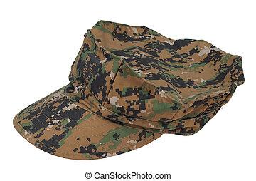 us marine camouflage cap