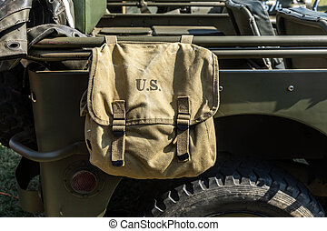 U.S military bag