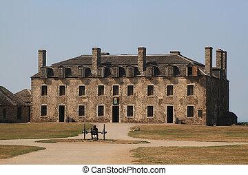 US National Historic Landmark - Old Niagara Fort