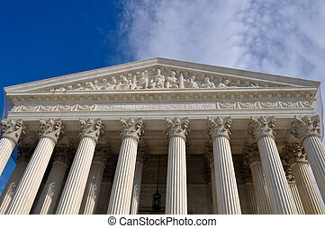 us supreme court, budova, do, washington dc
