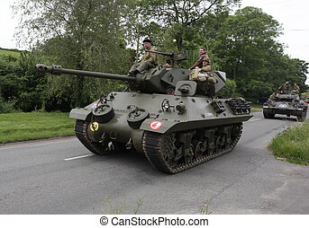 World War 2 Tank